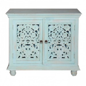 Jali Sideboard Blue