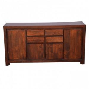 Contemporary Boston Sideboard Brown 175cm
