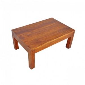 Kompact Wooden Coffee Table Honey Brown 90x60cm
