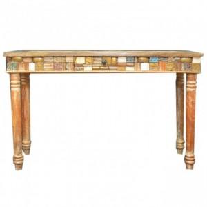 Liberty Reclaimed Wood Study Table 120cm
