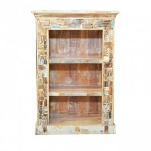 Liberty Reclaimed Timber Bookcase Medium