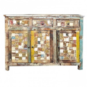 Liberty Reclaimed Timber Sideboard 120cm