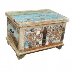 Liberty Reclaimed Timber Blanket Box Small