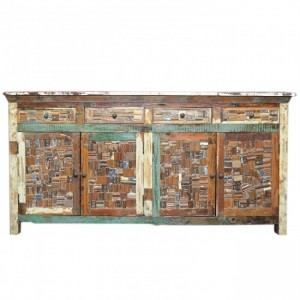 Liberty Reclaimed timber boat Wood Sideboard 180cm