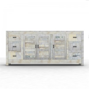 Nirvana Reclaimed Timber Sideboard XL (200-225cm)