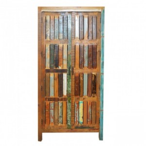 Nirvana reclaimed timber cupboard cabinet pantry