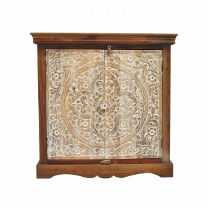 PARIS Carved Solid Wood Sideboard