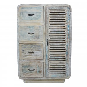 SALVAGE Reclaimed Timber Cabinet Chest of Drawer