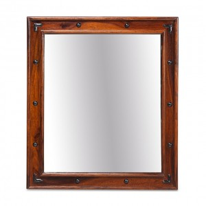 Takat Metal Jali Natural Indian Thackat Mirror