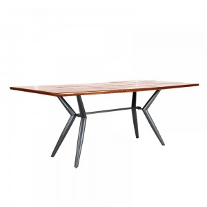 Spitfire Copper Dining Table