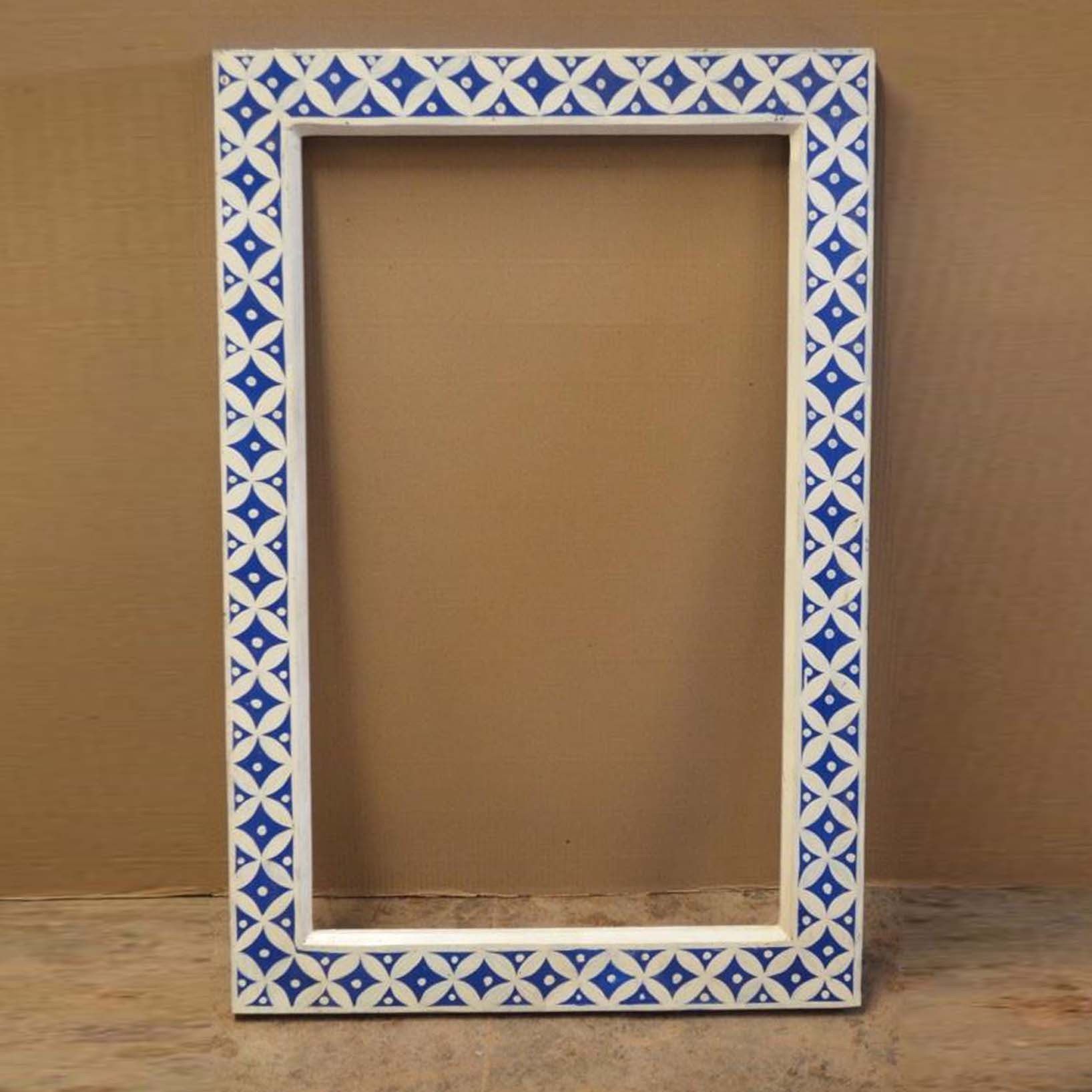 Old Fashioned How To Paint Mirror Frame Vignette - Framed Art Ideas ...