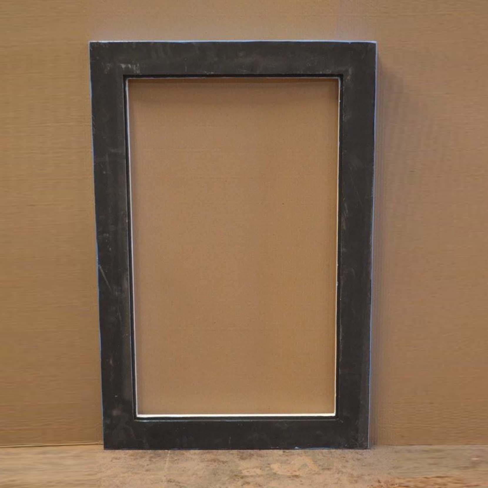 pandora bone inlay hand painted mirror frame